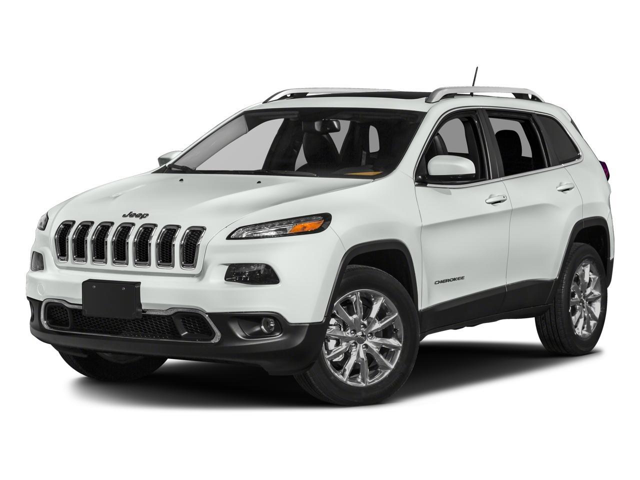 2018 Jeep Cherokee Vehicle Photo in Nashua, NH 03060