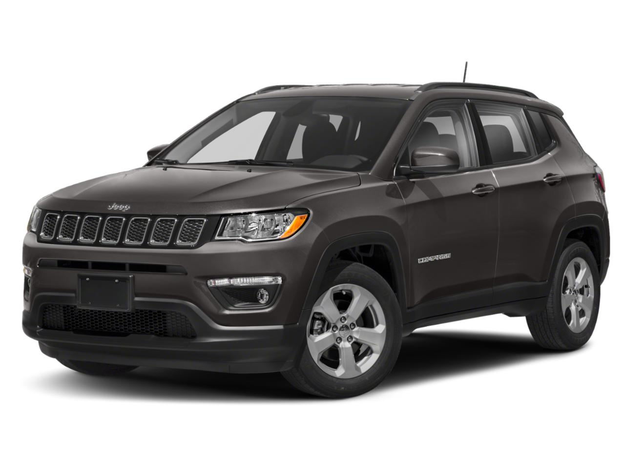 2018 Jeep Compass Vehicle Photo in Oshkosh, WI 54904