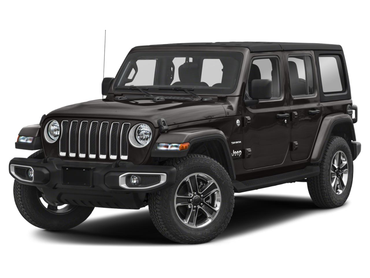 2018 Jeep Wrangler Unlimited Vehicle Photo in Gainesville, GA 30504