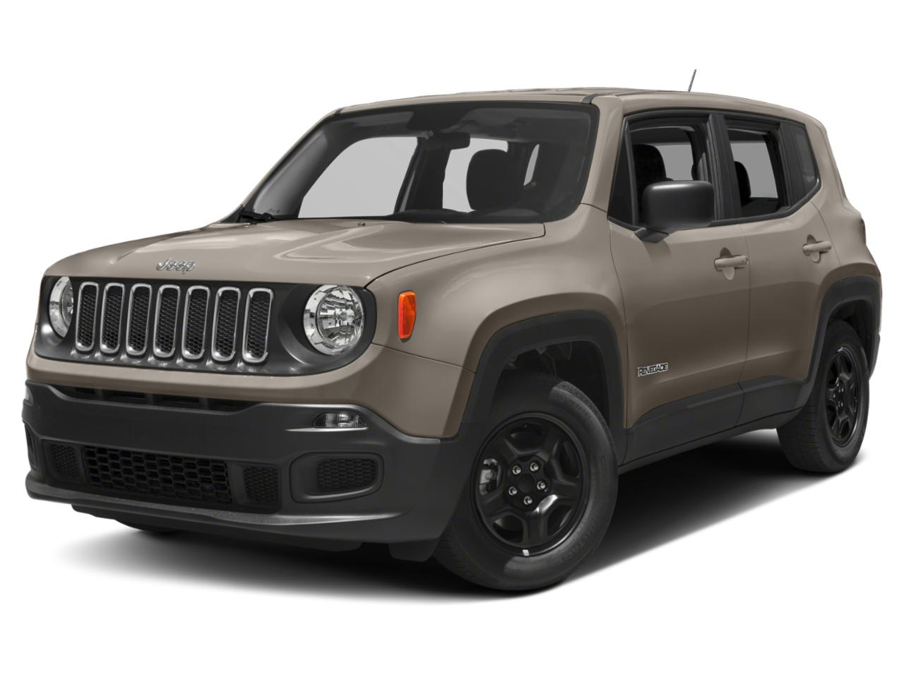2018 Jeep Renegade Vehicle Photo in Austin, TX 78759