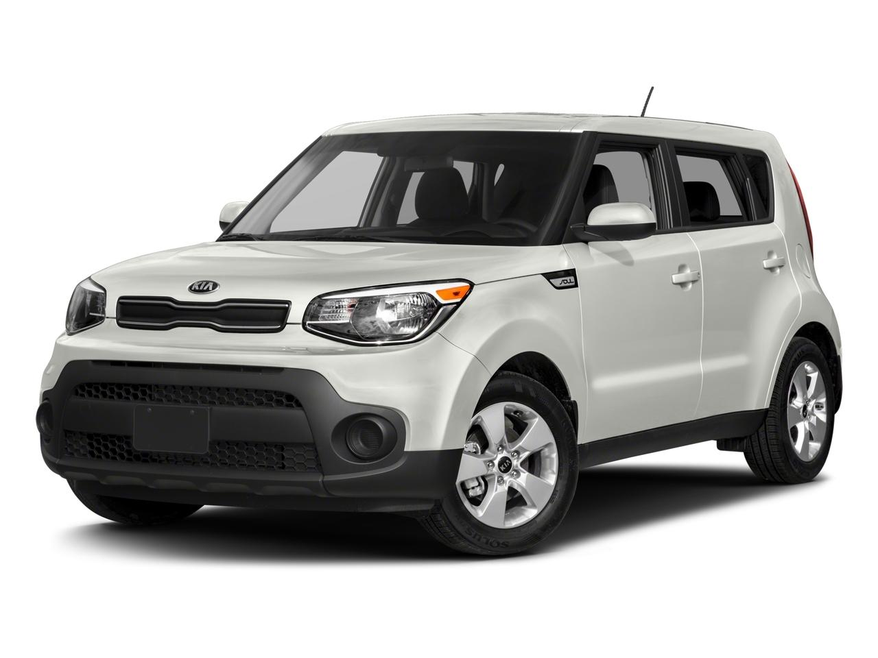 2018 Kia Soul Vehicle Photo in El Paso, TX 79936