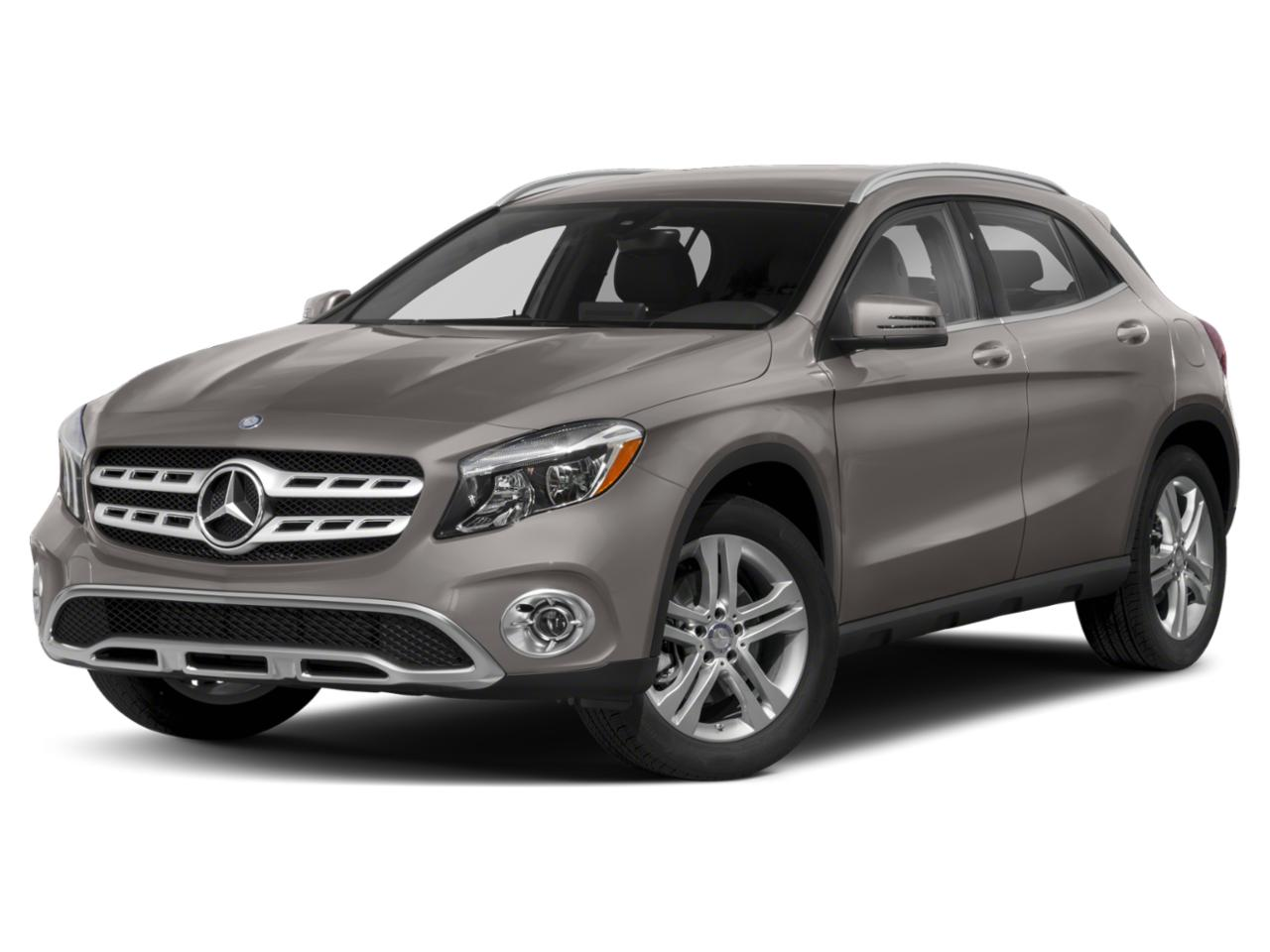 2018 Mercedes-Benz GLA Vehicle Photo in Odessa, TX 79762
