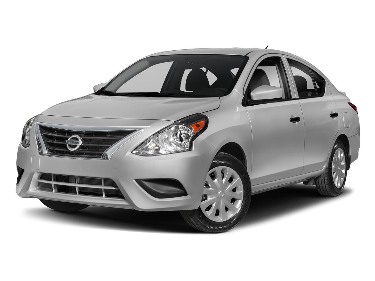 2018 Nissan Versa Sedan Vehicle Photo in Melbourne, FL 32901
