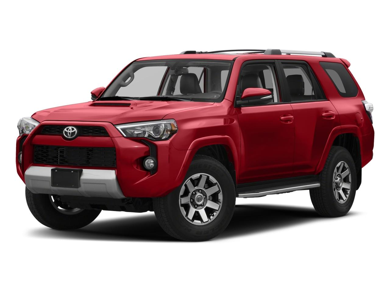 2018 Toyota 4Runner Vehicle Photo in PORTLAND, OR 97225-3518