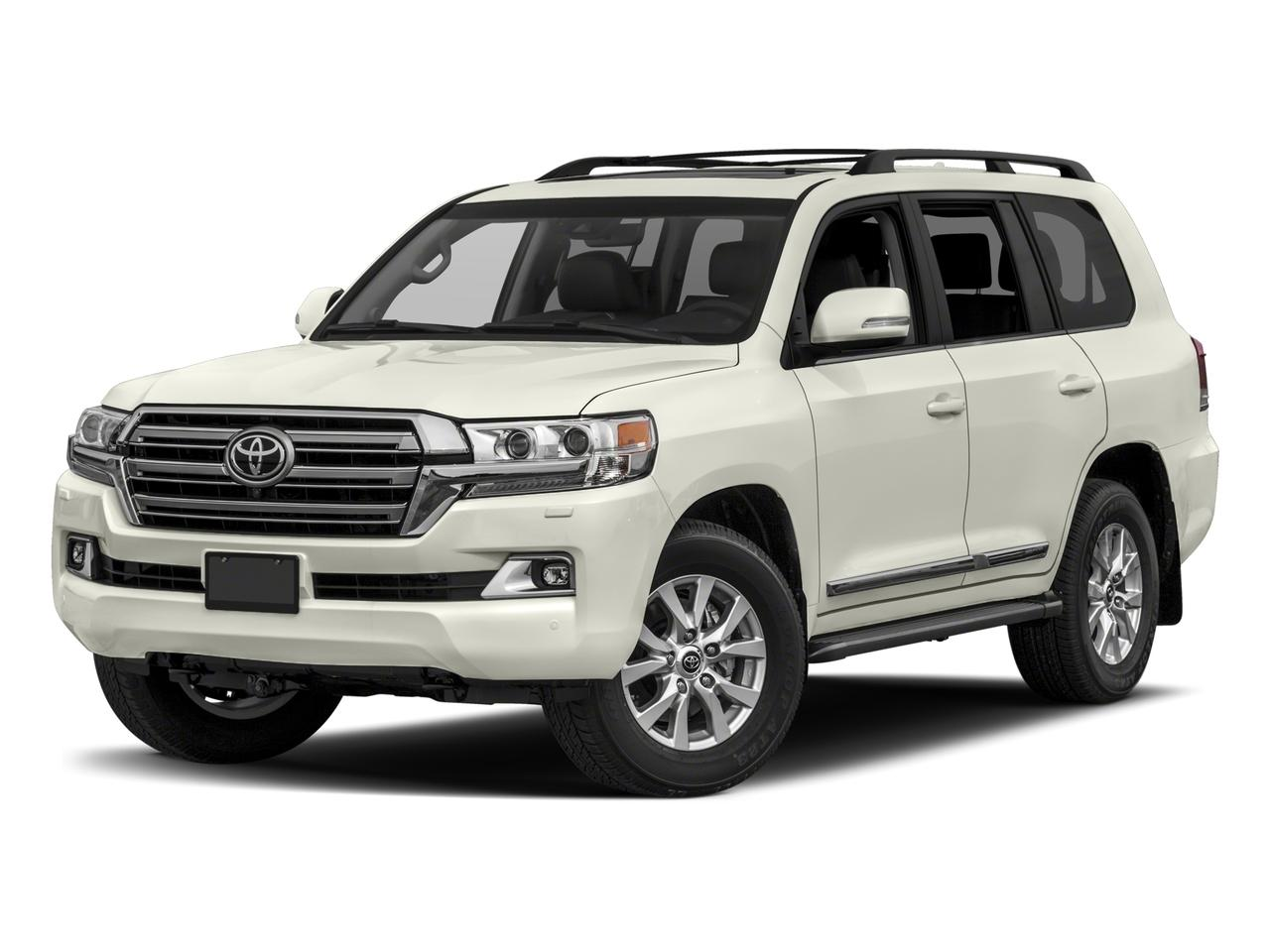 2018 Toyota Land Cruiser Vehicle Photo in Novato, CA 94945