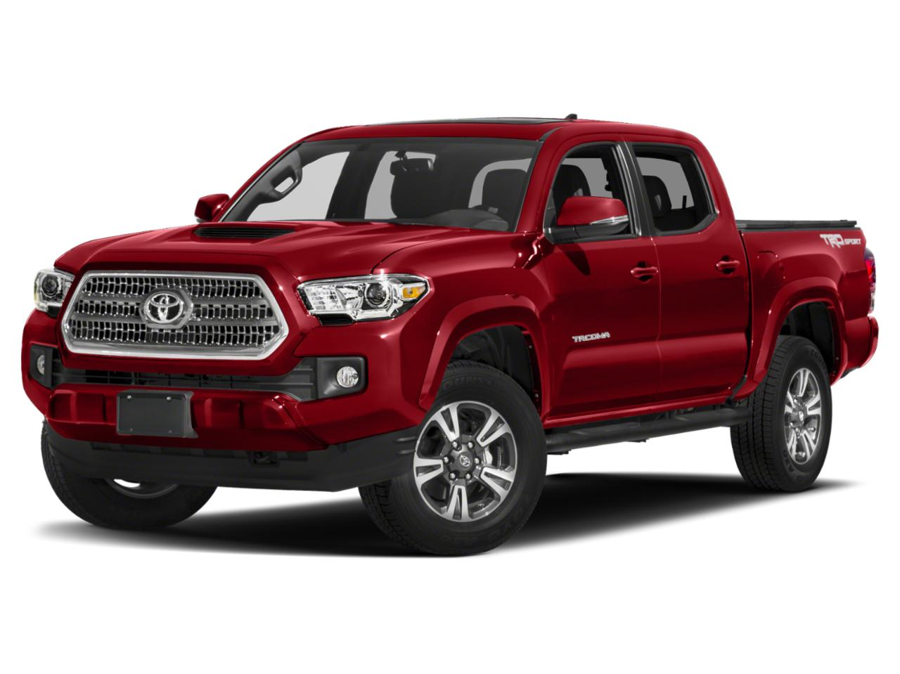 2018 Toyota Tacoma Vehicle Photo in Temple, TX 76502