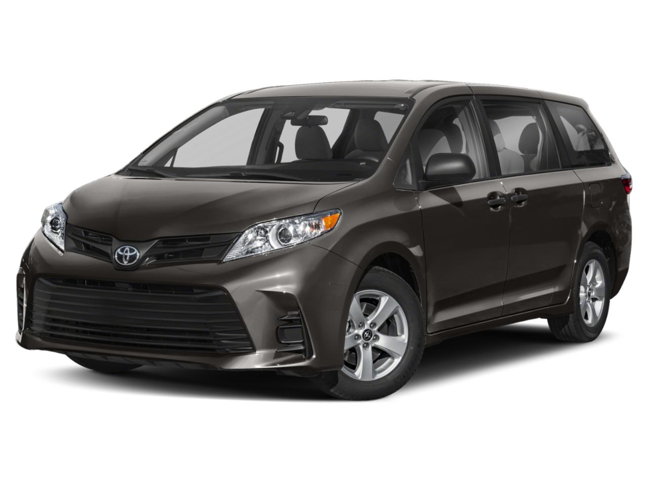 2018 Toyota Sienna Vehicle Photo in Pittsburg, CA 94565