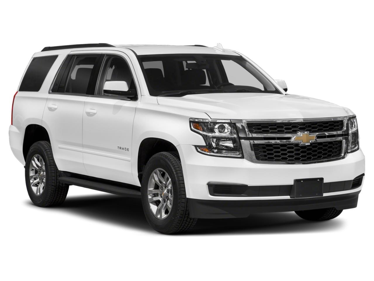 Used Silver Ice Metallic 2019 Chevrolet Tahoe 4WD LT for ...