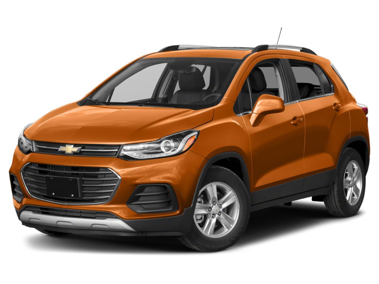 2019 Chevrolet Trax Vehicle Photo in Nashua, NH 03060