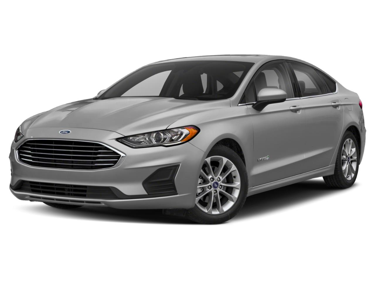 2019 Ford Fusion Hybrid Vehicle Photo in Austin, TX 78759