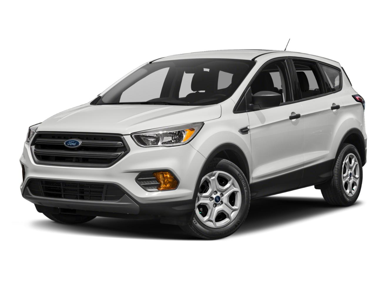 2019 Ford Escape Vehicle Photo in Chickasha, OK 73018