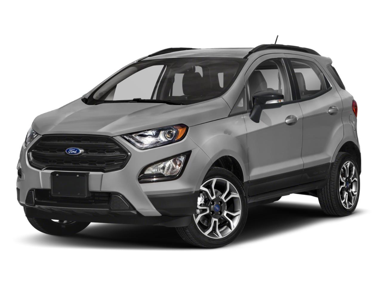 2019 Ford EcoSport Vehicle Photo in Baton Rouge, LA 70806