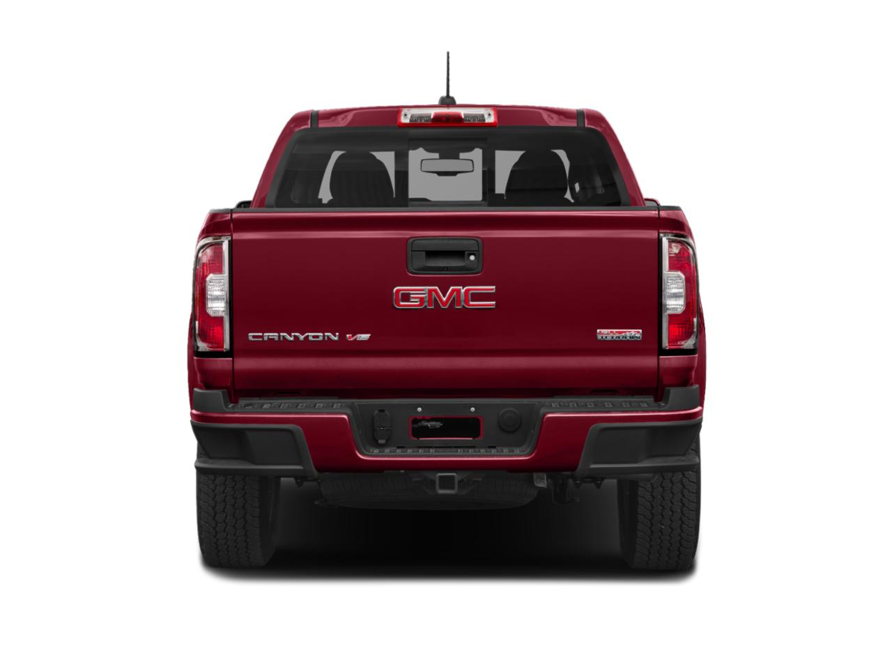 Used 2019 Gmc Canyon Crew Cab Short Box 4 Wheel Drive All Terrain W Leather In Summit White For Sale In Beresford South Dakota E6187