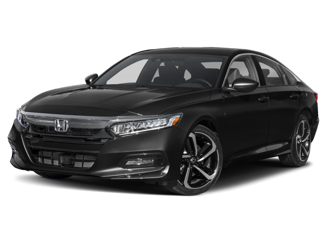 2019 Honda Accord Sedan Vehicle Photo in Rosenberg, TX 77471