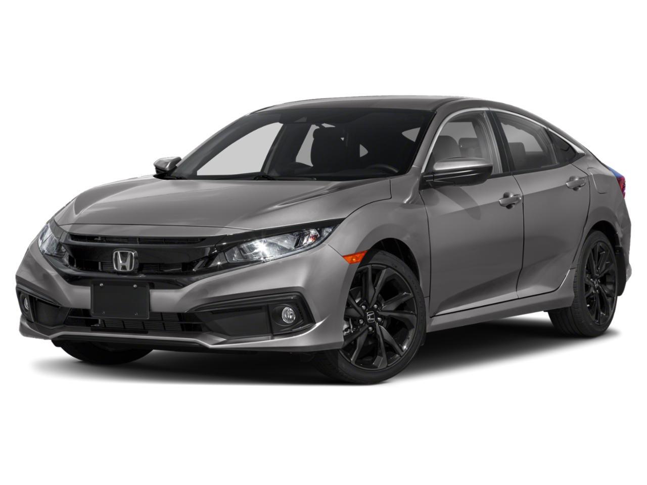 2019 Honda Civic Sedan Vehicle Photo in Odessa, TX 79762