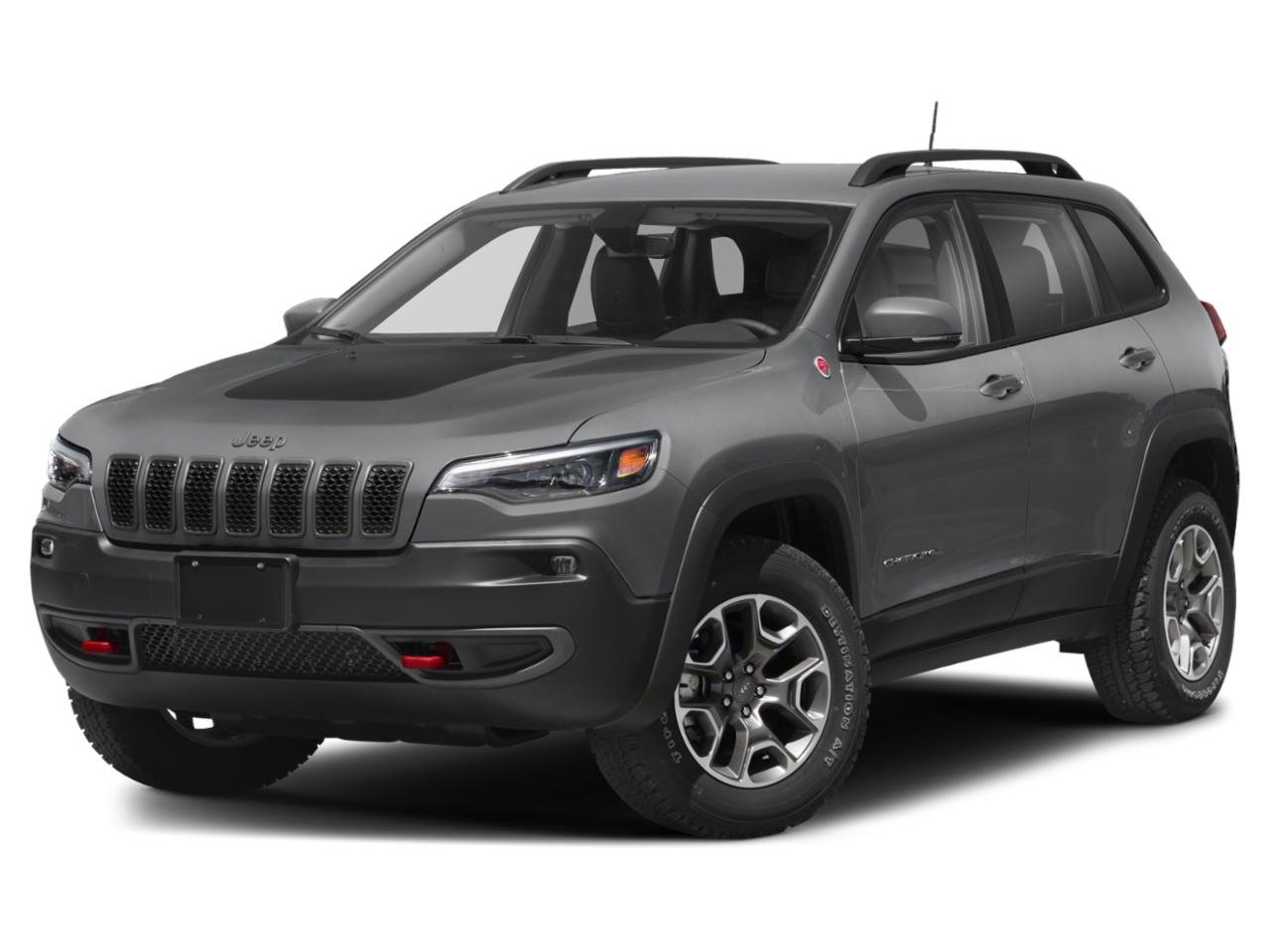 2019 Jeep Cherokee Vehicle Photo in OKLAHOMA CITY, OK 73131