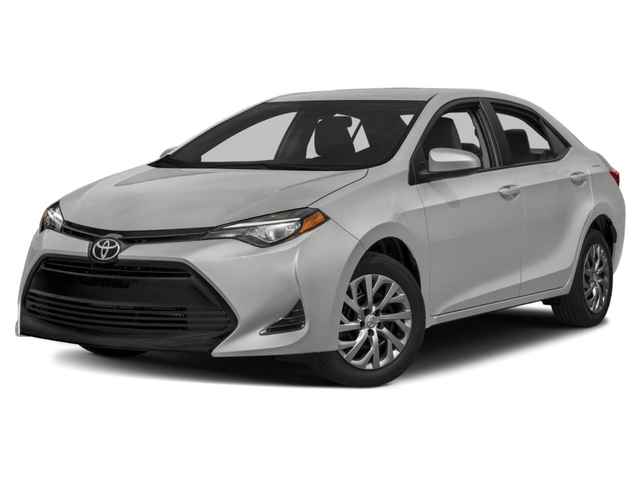 2019 Toyota Corolla Vehicle Photo in Mission, TX 78572