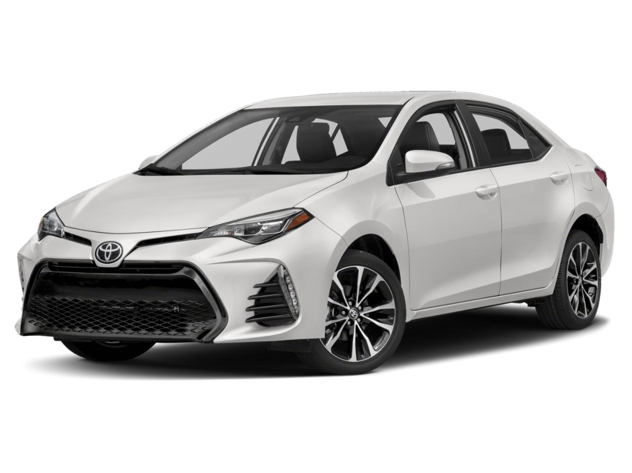 2019 Toyota Corolla Vehicle Photo in Edinburg, TX 78542
