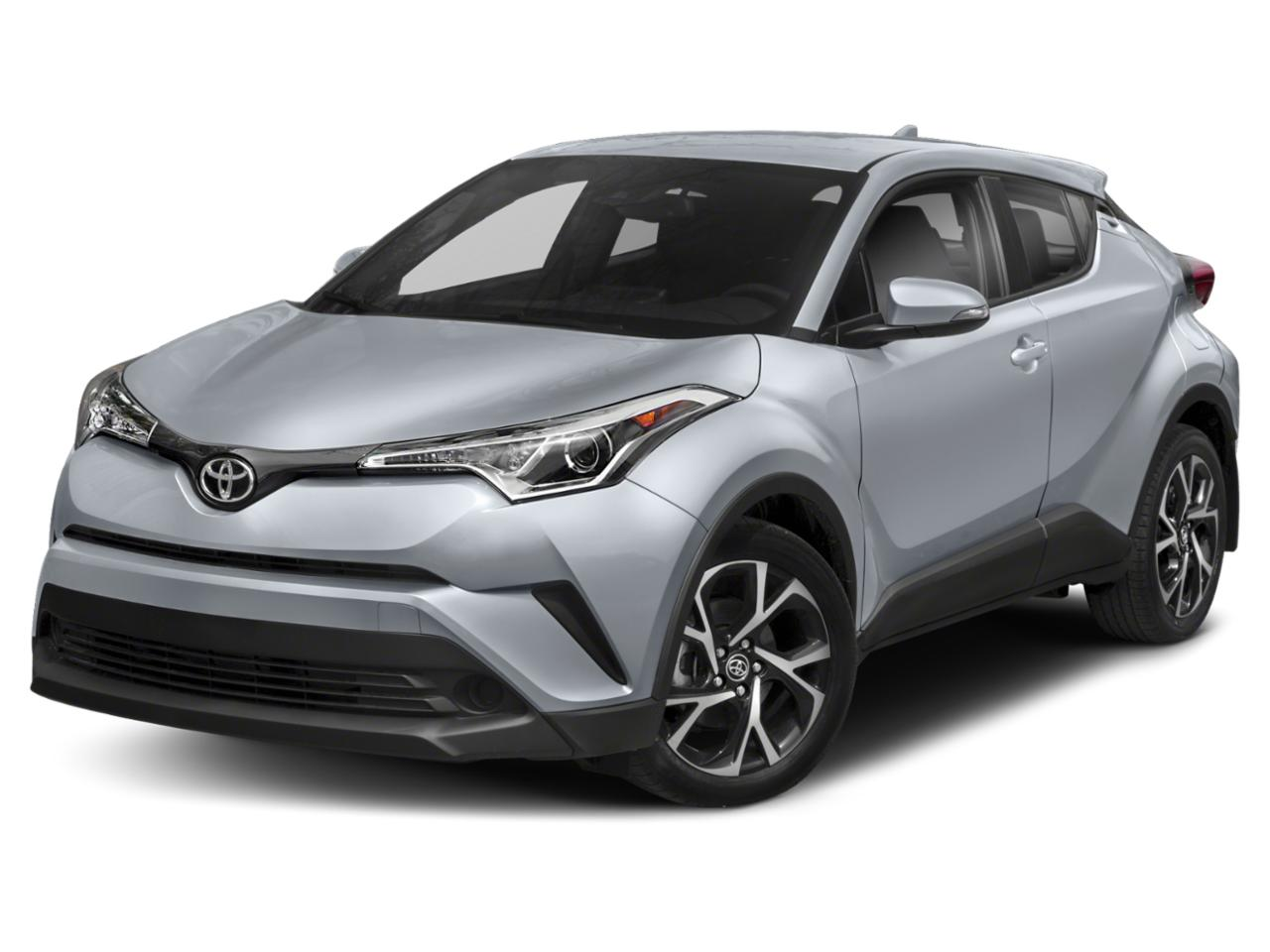 White 2019 Toyota C Hr Used Suv For Sale In Long Beach Tk1041249