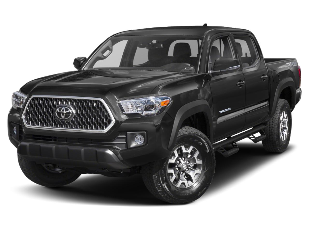 2019 Toyota Tacoma 4WD Vehicle Photo in El Paso, TX 79936
