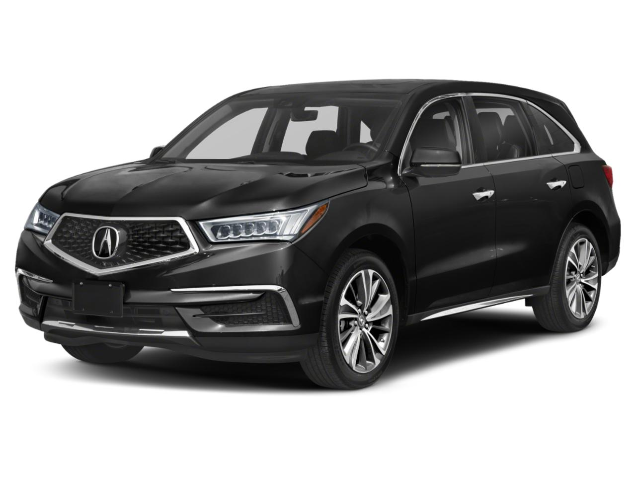 2020 Acura MDX Vehicle Photo in Oklahoma City , OK 73131