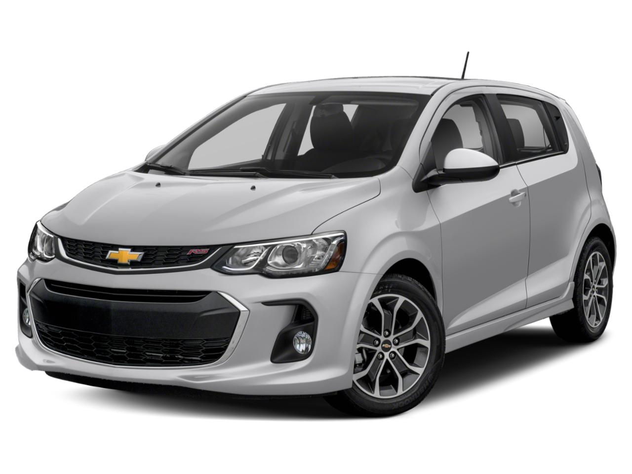 2020 Chevrolet Sonic Vehicle Photo in Redding, CA 96002