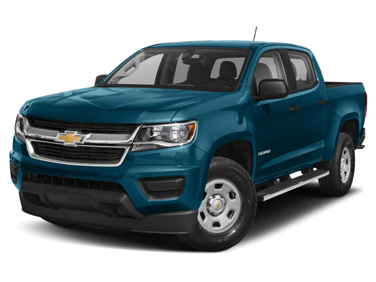 2020 Chevrolet Colorado Vehicle Photo in Redding, CA 96002