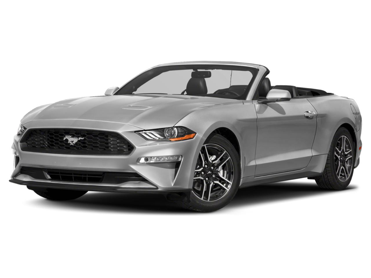2020 Ford Mustang Vehicle Photo in Houston, TX 77054