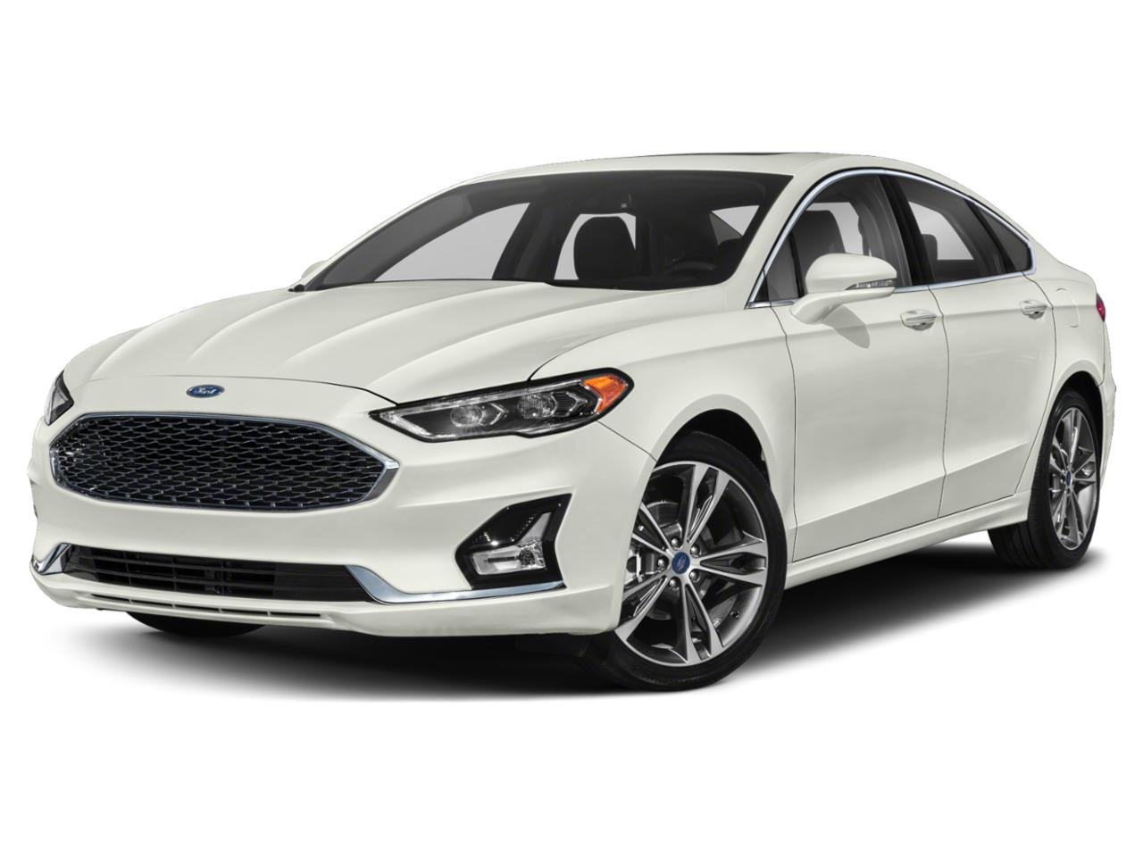2020 Ford Fusion Vehicle Photo in Houston, TX 77054