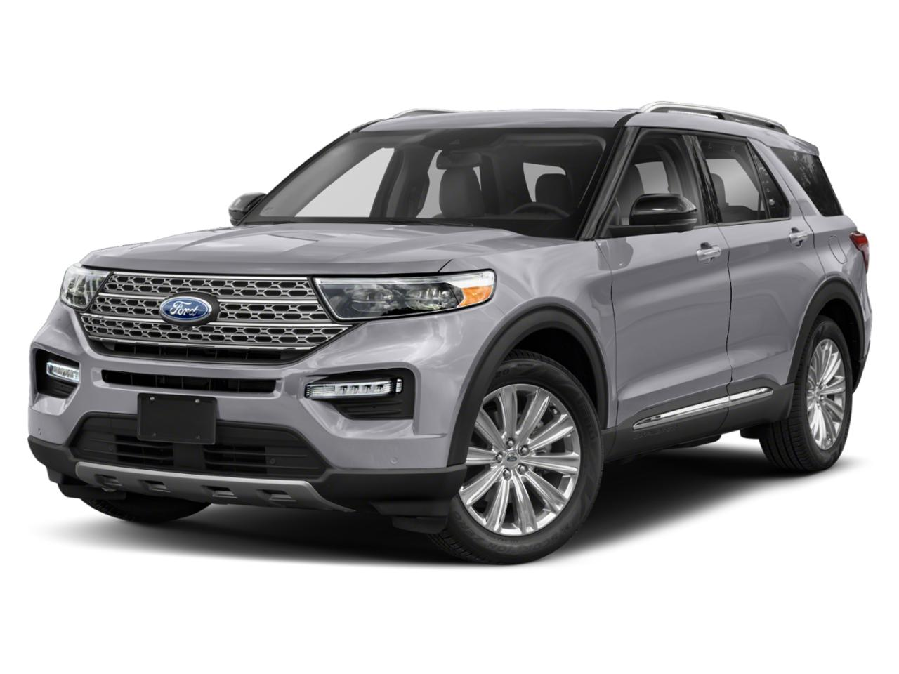 2020 Ford Explorer Vehicle Photo in Baton Rouge, LA 70806