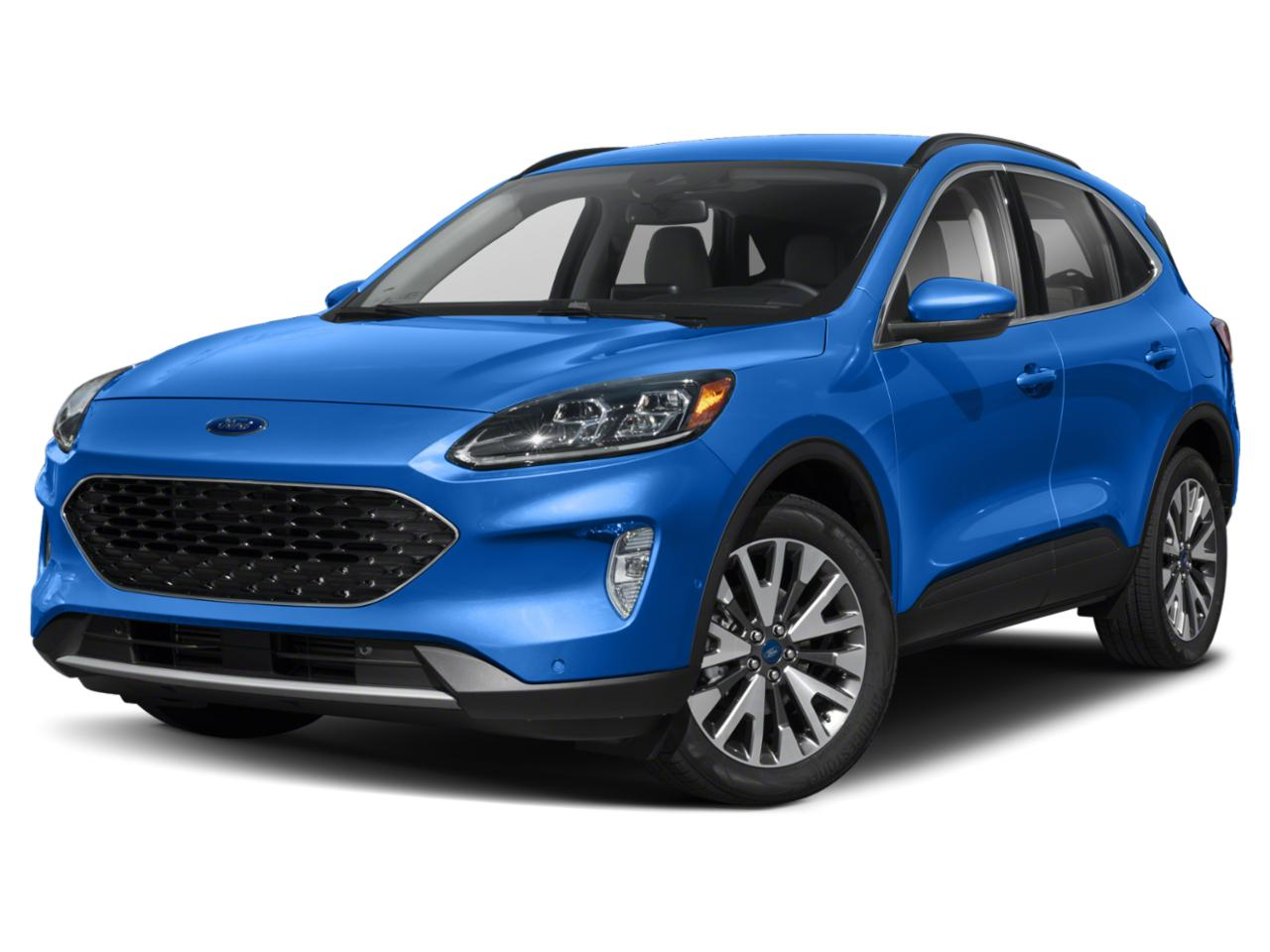 2020 Ford Escape Vehicle Photo in Highland, IN 46322
