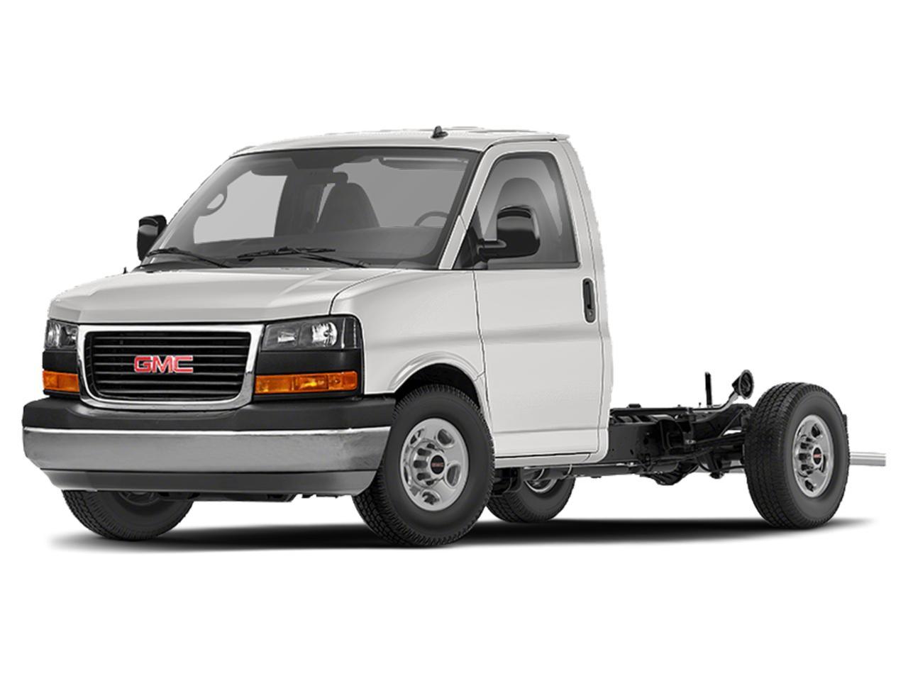 2020 GMC Savana Commercial Cutaway Vehicle Photo in Columbia, MO 65203-3903