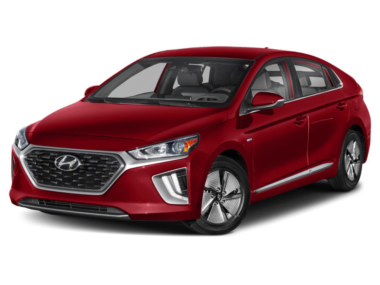 2020 Hyundai IONIQ Hybrid Vehicle Photo in Odessa, TX 79762