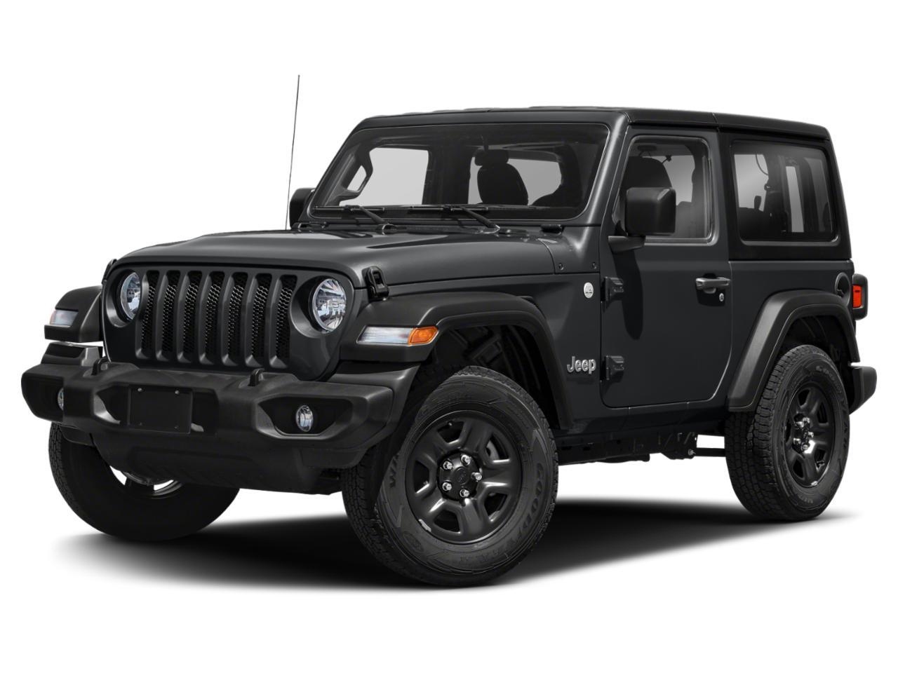 2020 Jeep Wrangler Vehicle Photo in MEDINA, OH 44256-9631