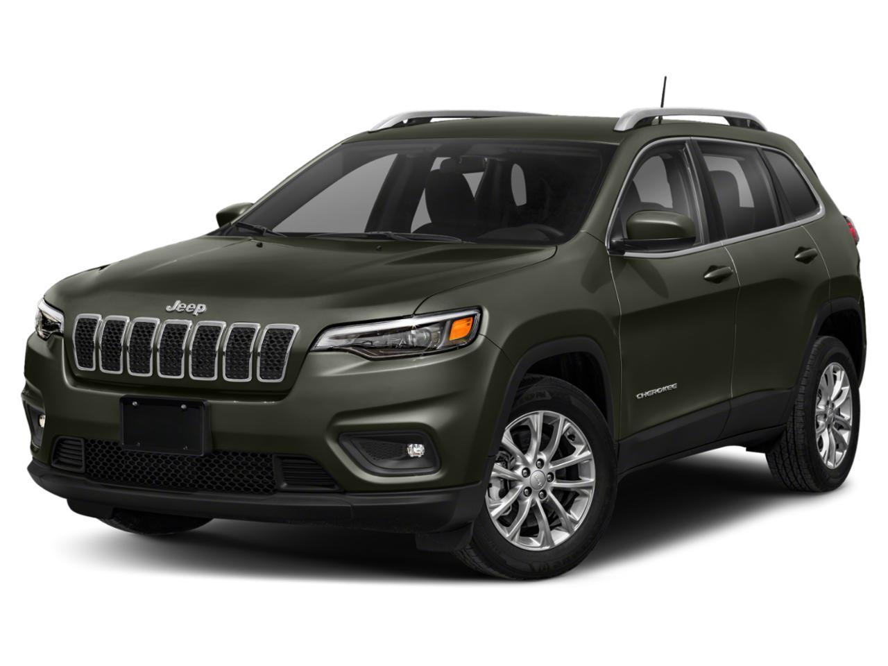 2020 Jeep Cherokee Vehicle Photo in Medina, OH 44256