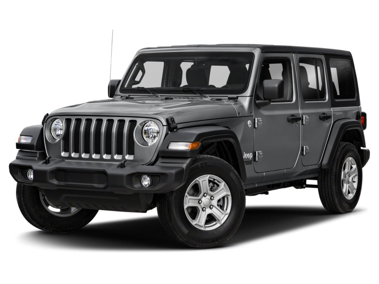 2020 Jeep Wrangler Unlimited Vehicle Photo in Edinburg, TX 78539