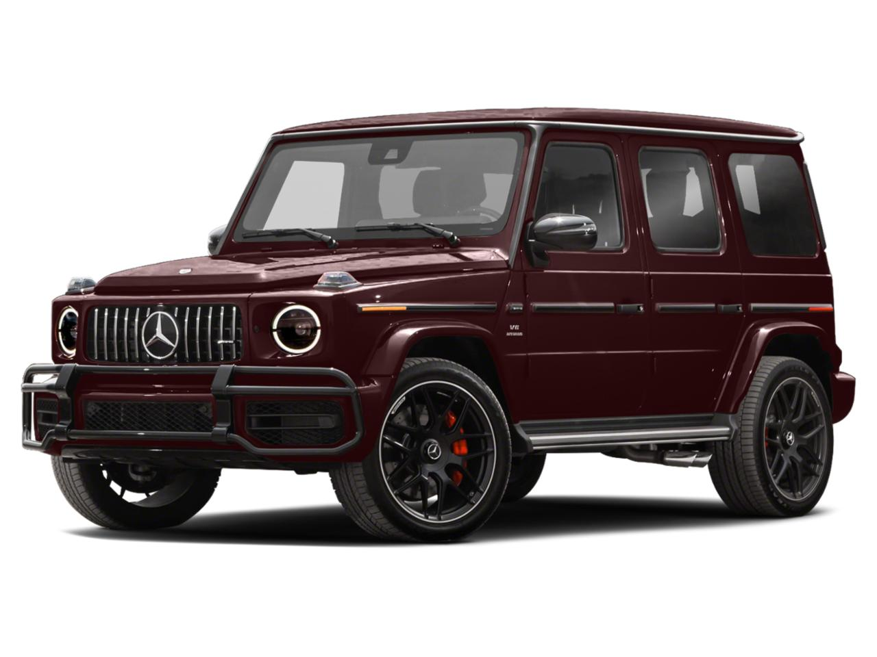 White 2020 Mercedes Benz G Class Used Suv For Sale In Los Angeles Tlx347759