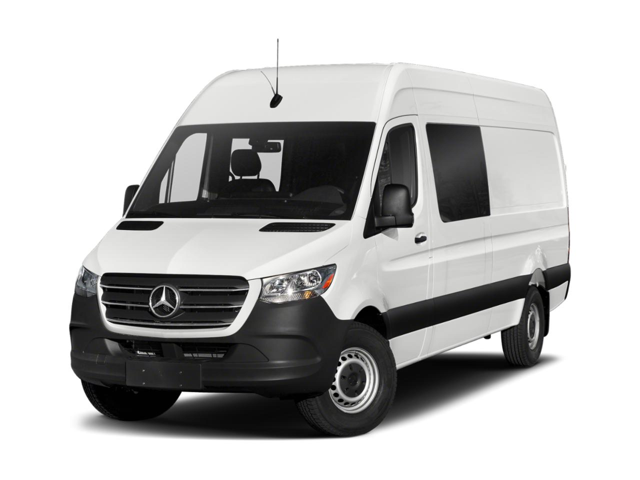 2020 Mercedes-Benz Sprinter Crew Van Vehicle Photo in Houston, TX 77079