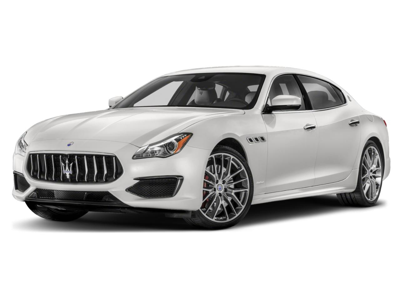 2020 Maserati Quattroporte Vehicle Photo in Appleton, WI 54913