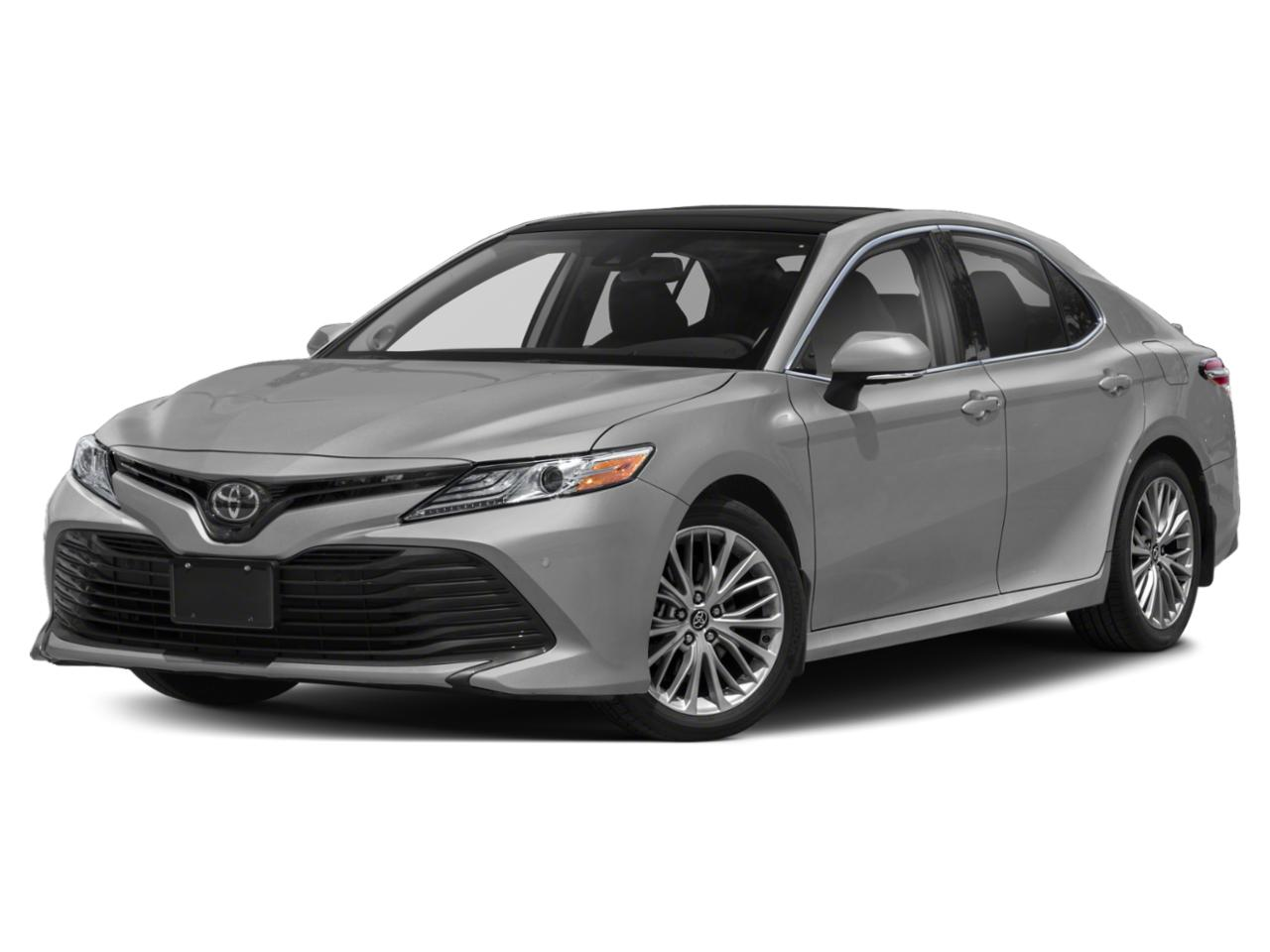 2020 Toyota Camry Vehicle Photo in Edinburg, TX 78539