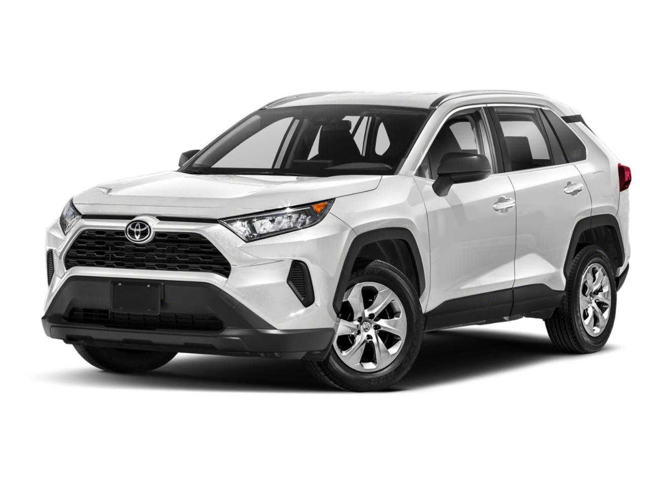 2020 Toyota RAV4 Vehicle Photo in Houston, TX 77054