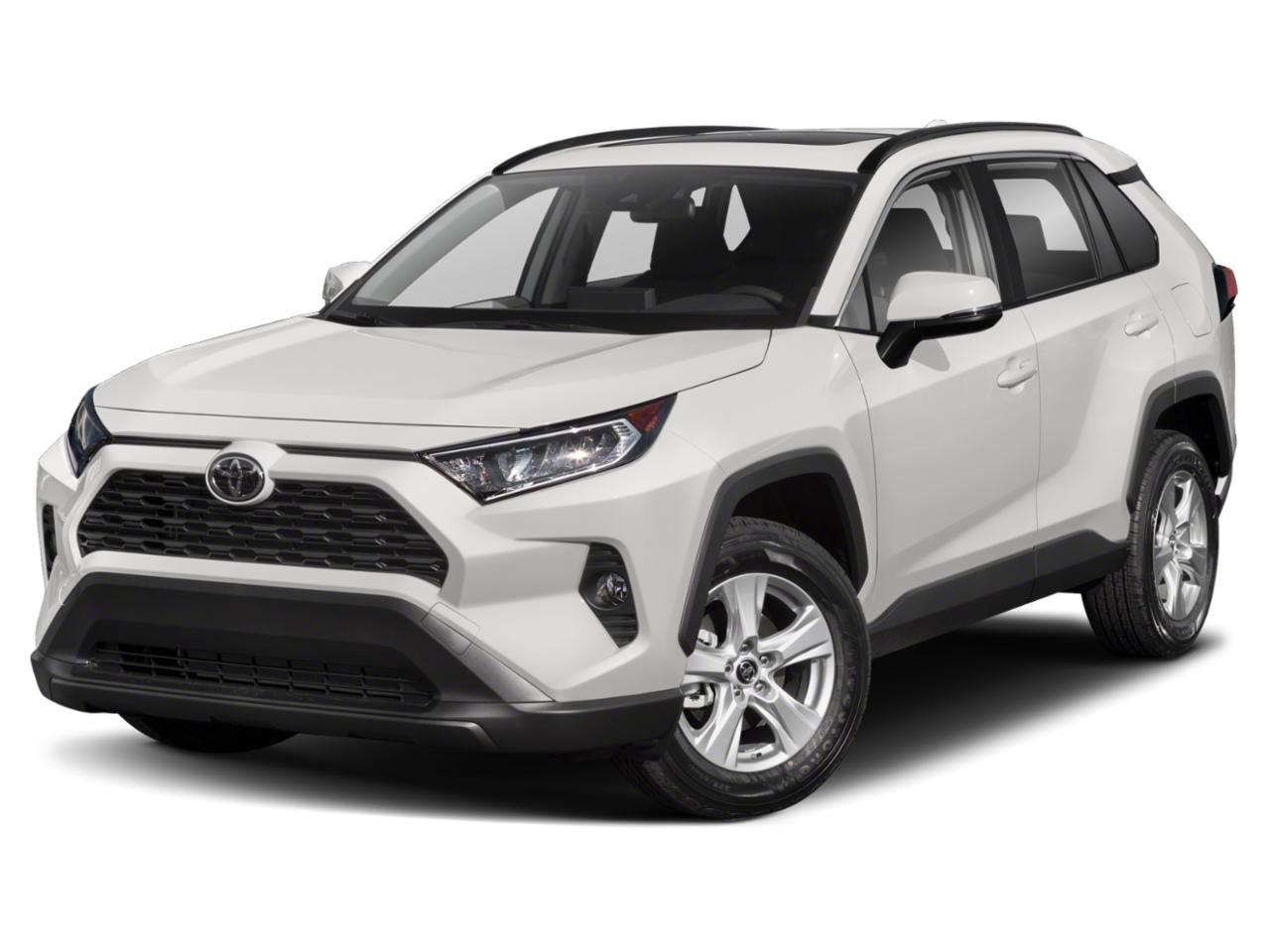 2020 Toyota RAV4 Vehicle Photo in San Antonio, TX 78257