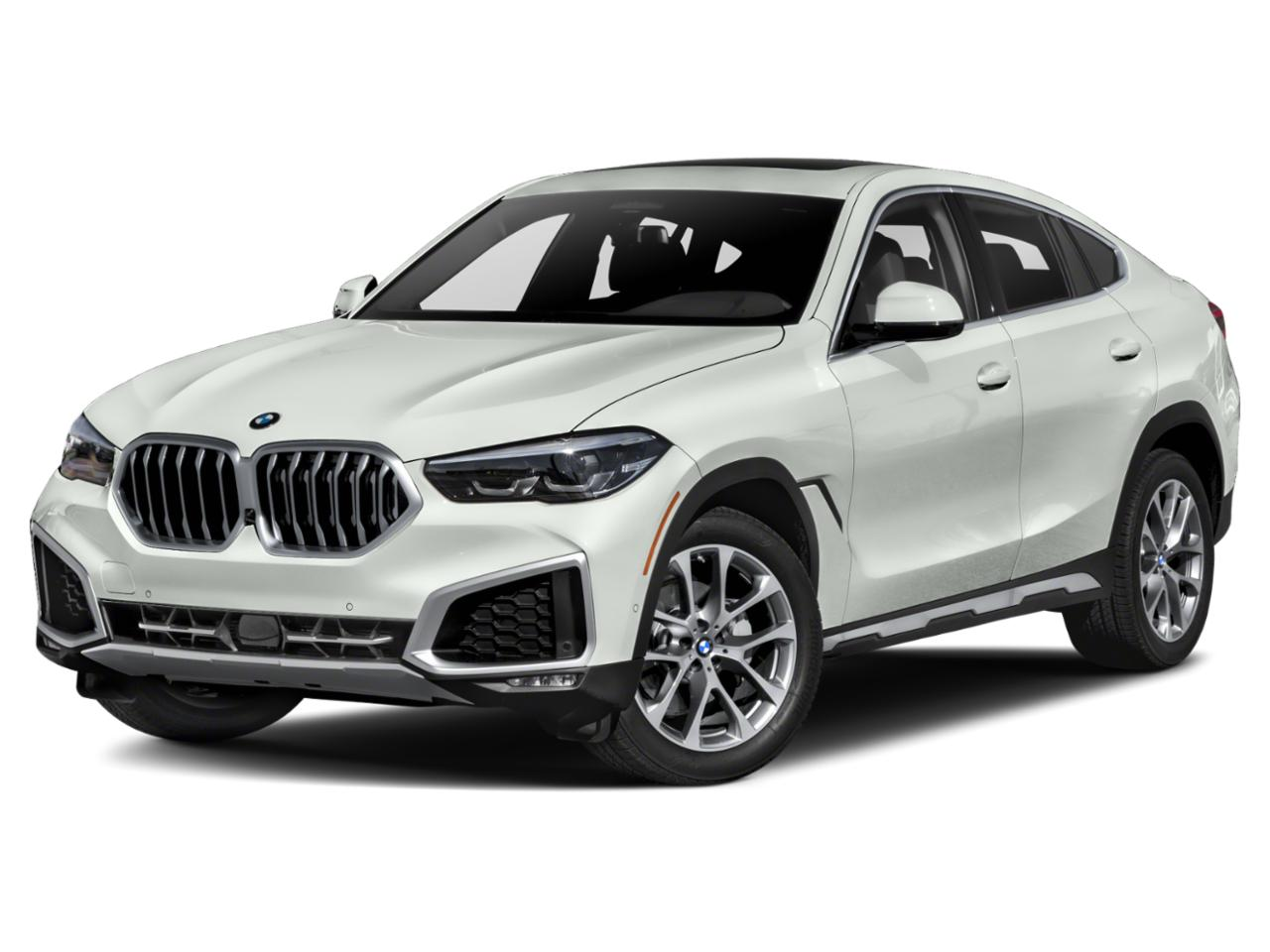 New 2021 Bmw X6 M50i Mineral White Metallic With Photos Sports Activity Coupe 5uxcy8c03m9e51619