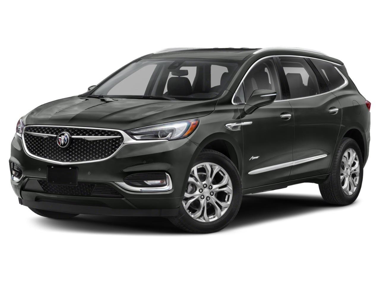 2021 Buick Enclave Vehicle Photo in Columbia, MO 65203-3903