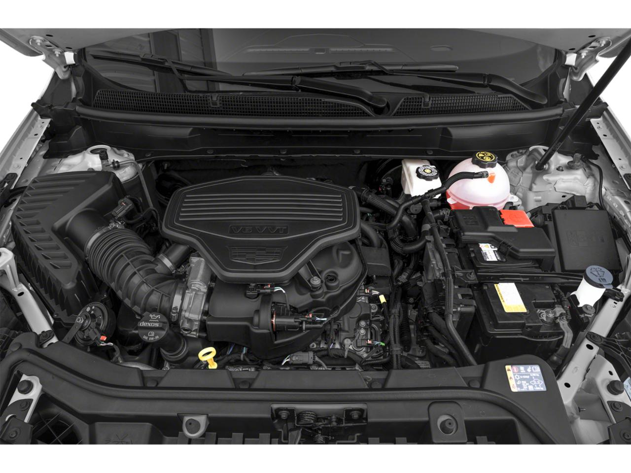 New 2021 Cadillac XT5 FWD Premium Luxury Infrared Tintcoat ...