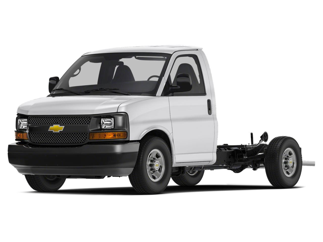 2021 Chevrolet Express Commercial Cutaway Vehicle Photo in Colorado Springs, CO 80905