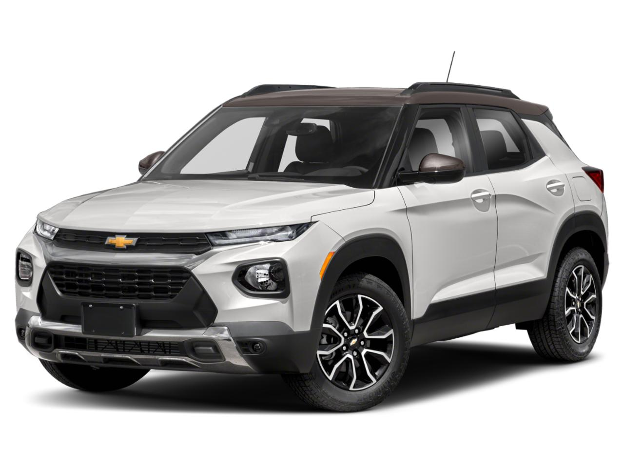 2021 Chevrolet Trailblazer Vehicle Photo in Redding, CA 96002