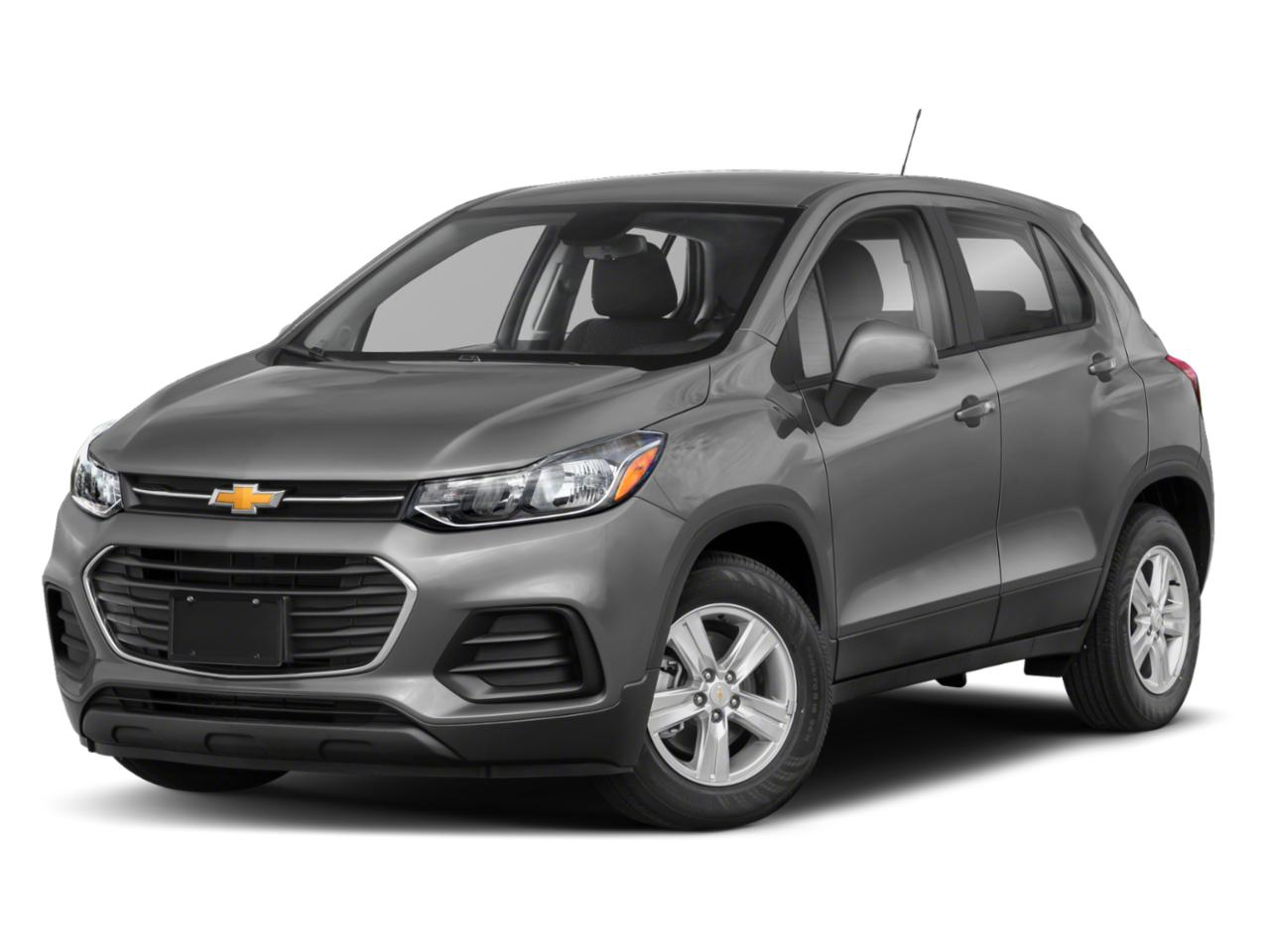 2021 Chevrolet Trax Vehicle Photo in San Leandro, CA 94577