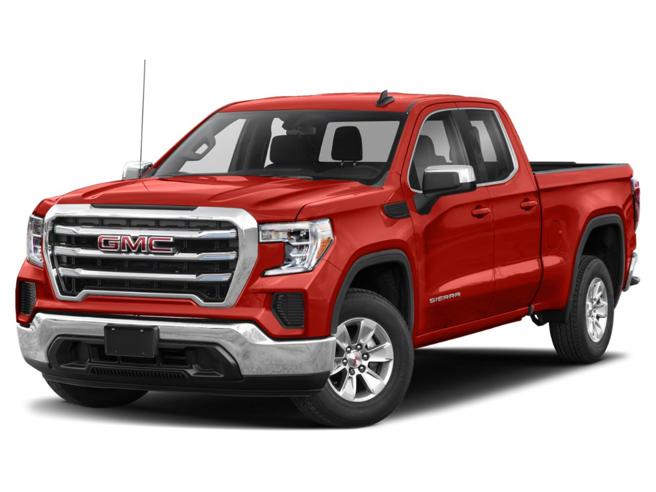 Humble Onyx Black 2021 Gmc Sierra 1500 New Truck For Sale