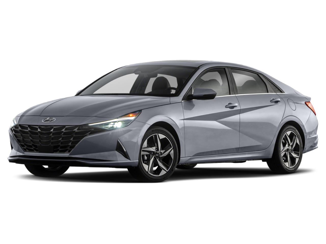 2021 Hyundai Elantra Hybrid Vehicle Photo in Nashua, NH 03060